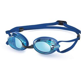 Head Venom Goggles, blue-blue